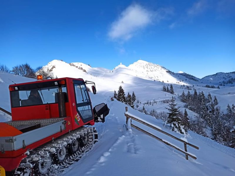 spazzaneve neve montagna scaled
