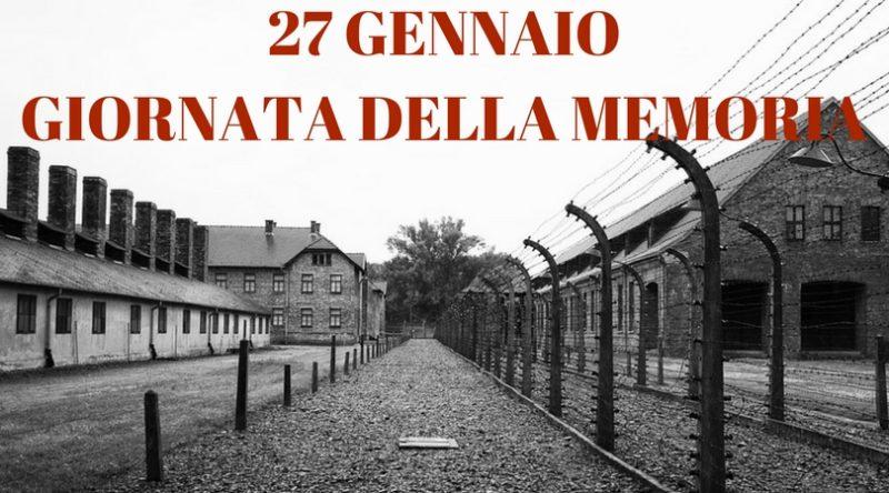 27 GENNAIOGIORNATA DELLA MEMORIA scaled