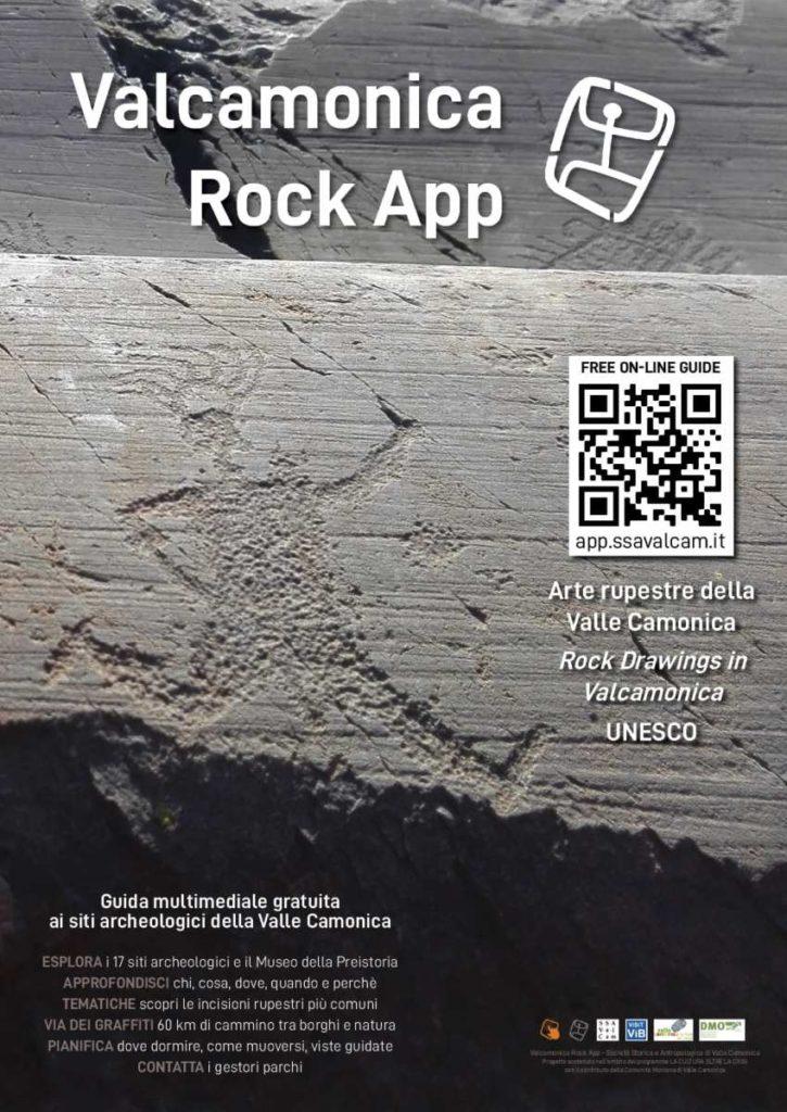rlocandina valcamonica rock app