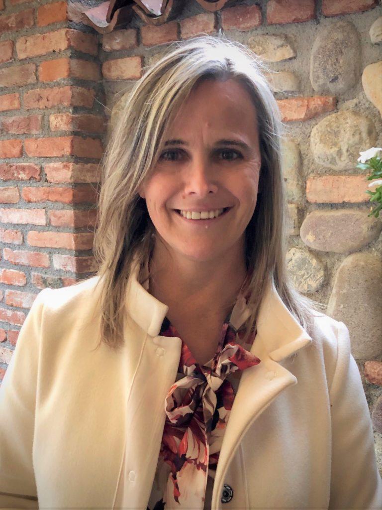 Marina Fratus Vice Presidente Fondazione Creberg