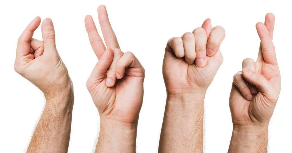 LIS linguaggio segni