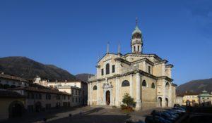 basilica gandino chiesa