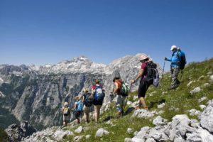 problemi fisici in montagna