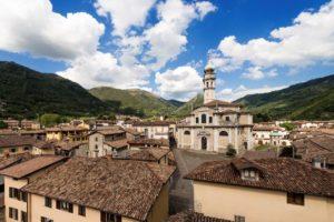 Basilica di S.Maria Assunta a Gandino Bg 1