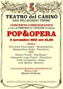 pop e opera